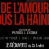 DE L'AMOUR SOUS LA HAINE ? (2018)