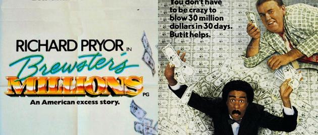 Brewster's Millions (1985) - Comment claquer un million de dollars par jour? (1985)
