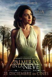 Palmeras en la Nieve (2015) Affiche Promo 5