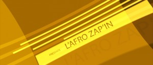 Afro Zap'in (2016) Vol 1