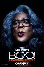 Tyler Perrys - Boo A Madea Halloween (2016) Affiche Promo 3