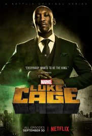 Luke Cage (2016) Affiche Promo 4