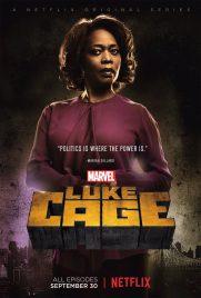Luke Cage (2016) Affiche Promo 5