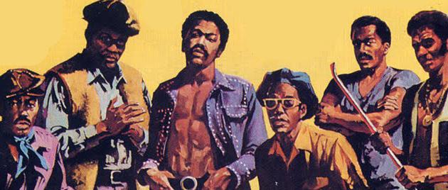 the Black Six (1973)