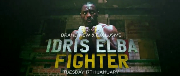 IDRIS ELBA: FIGHTER (2017) Série Docu Tv