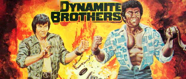 the Dynamite Brothers (1974)