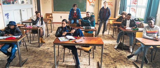 La Colle (2017) Film