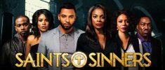 Saints & Sinners (2016) Série Tv