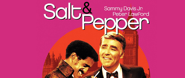 Salt and Pepper (1968) - Sel, poivre et dynamite (1968)