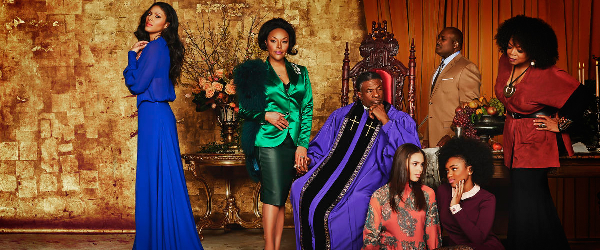 GREENLEAF (2016)