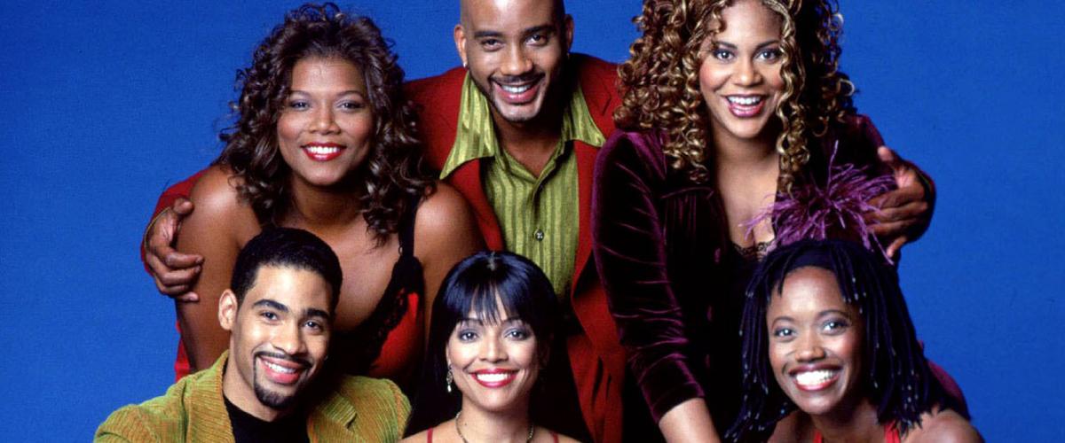 LIVING SINGLE (1993-1998)