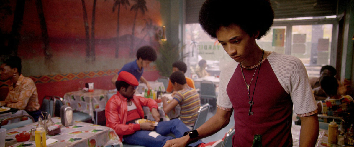 THE GET DOWN (2016)