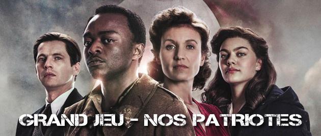 (Français) GRAND JEU NOS PATRIOTES