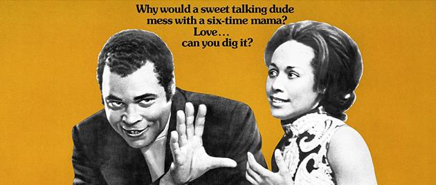 CLAUDINE (1974)