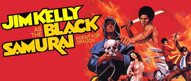 BLACK SAMOURAÏ (1977)