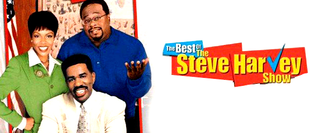 THE STEVE HARVEY (1997-2002)