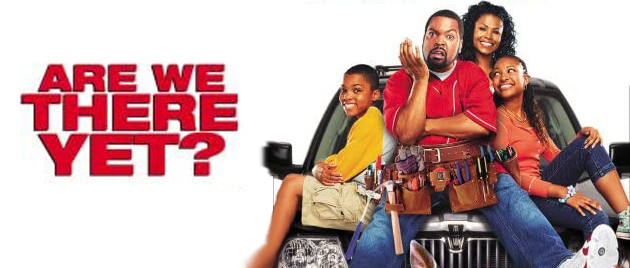 ARE WE THER YET? (2005)