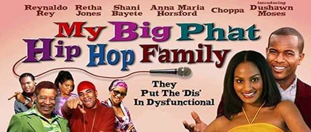 MY BIG PHAT HIP HOP FAMILY (2005)