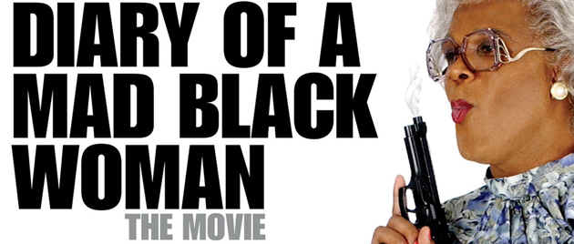 DIARY OF A MAD BLACK WOMAN (2006)