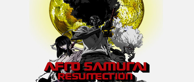 AFRO SAMOURAÏ RESURRECTION (2009)