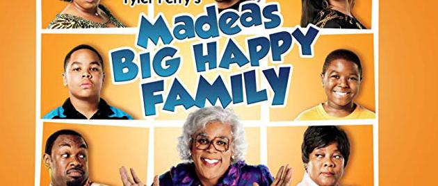 MADEA'S BIG HAPPY FAMILY (2011)