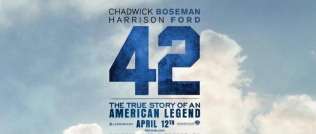 42: L'HISTOIRE VRAIE D'UNE LÉGENDE AMÉRICAINE (2013)