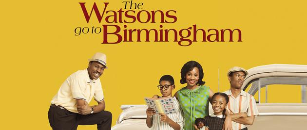 THE WATSONS GO TO BIRMINGHAM (2013)