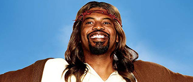 BLACK JESUS (2014/)