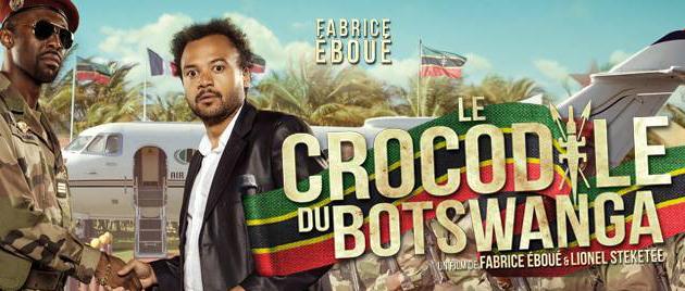 LE CROCODILE DU BOTSWANGA (2014)