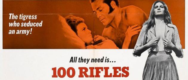 (Français) LES 100 FUSILS (1969)