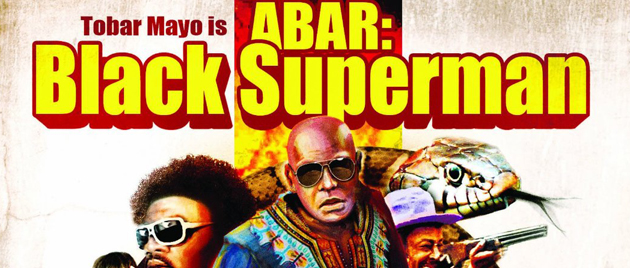 ABAR: THE FIRST BLACK SUPERMAN (1977)