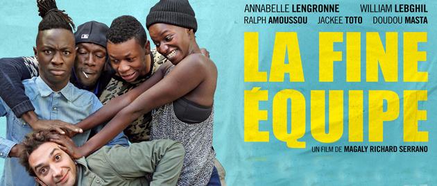 LA FINE ÉQUIPE (2016)