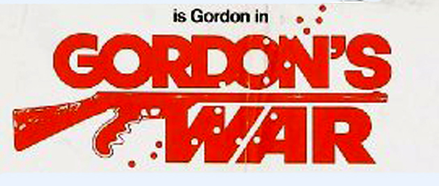 GORDON'S WAR (1973)