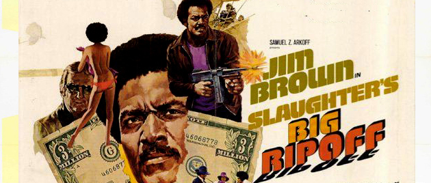 SLAUGHTER'S BIG RIP-OFF (1973)