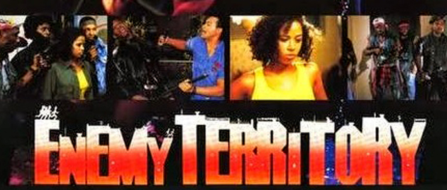 TERRITOIRE ENNEMI (1987)