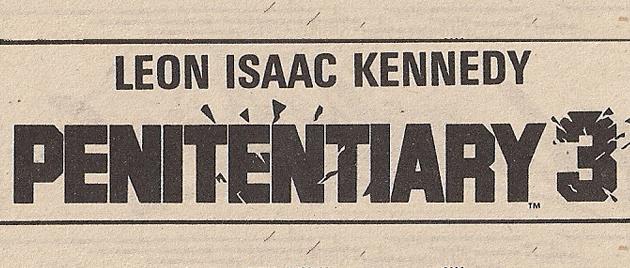 PENITENTIARY III (1987)