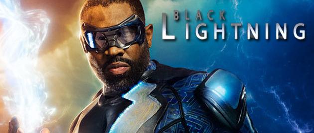 BLACK LIGHTNING (2017-)
