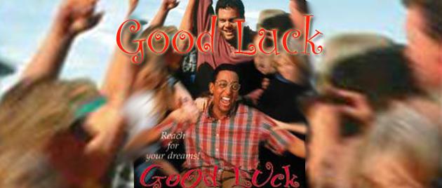 GOOD LUCK (1996)