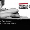 LORRAINE HANSBERRY: Sighted Eyes/Feeling Heart (2018)