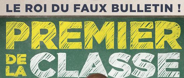 PREMIER DE LA CLASSE (2019)