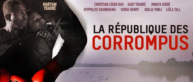 LA RÉPUBLIQUE DES CORROMPUS (2018)