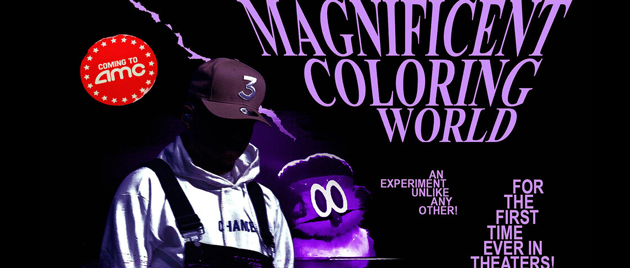 MAGNIFICENT COLORING WORLD (2021)