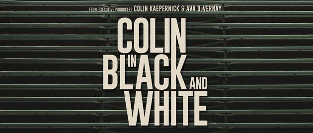 COLIN IN BLACK & WHITE (2021)