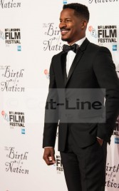 Nate Parker (The Birth of a Nation - Promotion) 60th BFI London Film Festival
