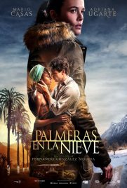 Palmeras en la Nieve (2015) Affiche Promo 2
