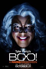 Tyler Perrys - Boo A Madea Halloween (2016) Affiche Promo 1