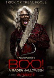 Tyler Perrys - Boo A Madea Halloween (2016) Affiche Promo 2