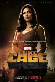 Luke Cage (2016) Affiche Promo 2