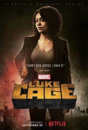 Luke Cage (2016) Affiche Promo 3
