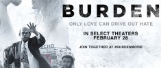 Burden (2018)